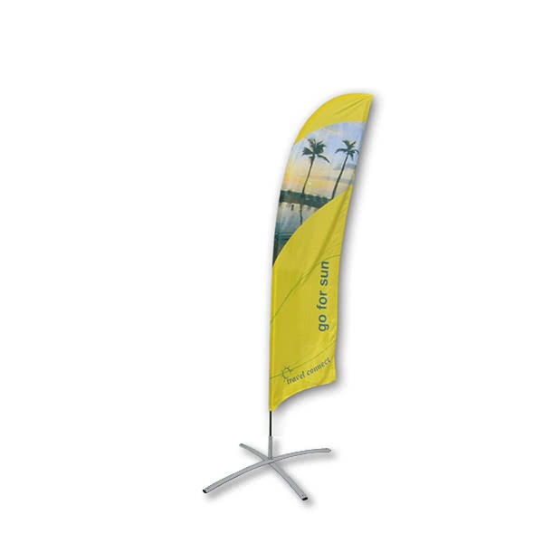 Beachflag-Standard-3100-Kreuzfuss