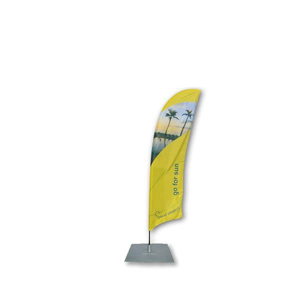 Beachflag-Standard-2500-Bodenplatte