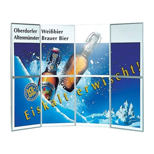 Rahmen-Faltdisplays-Allegro-Oberdorfer-Weissbier