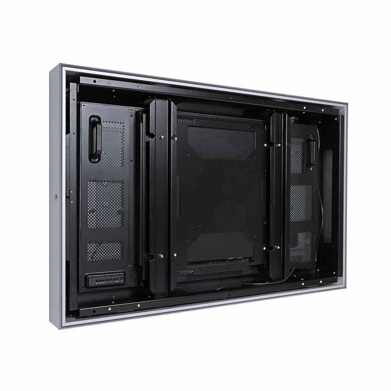 Digitale Info Display Querformat 50er 4K Halterung.jpg