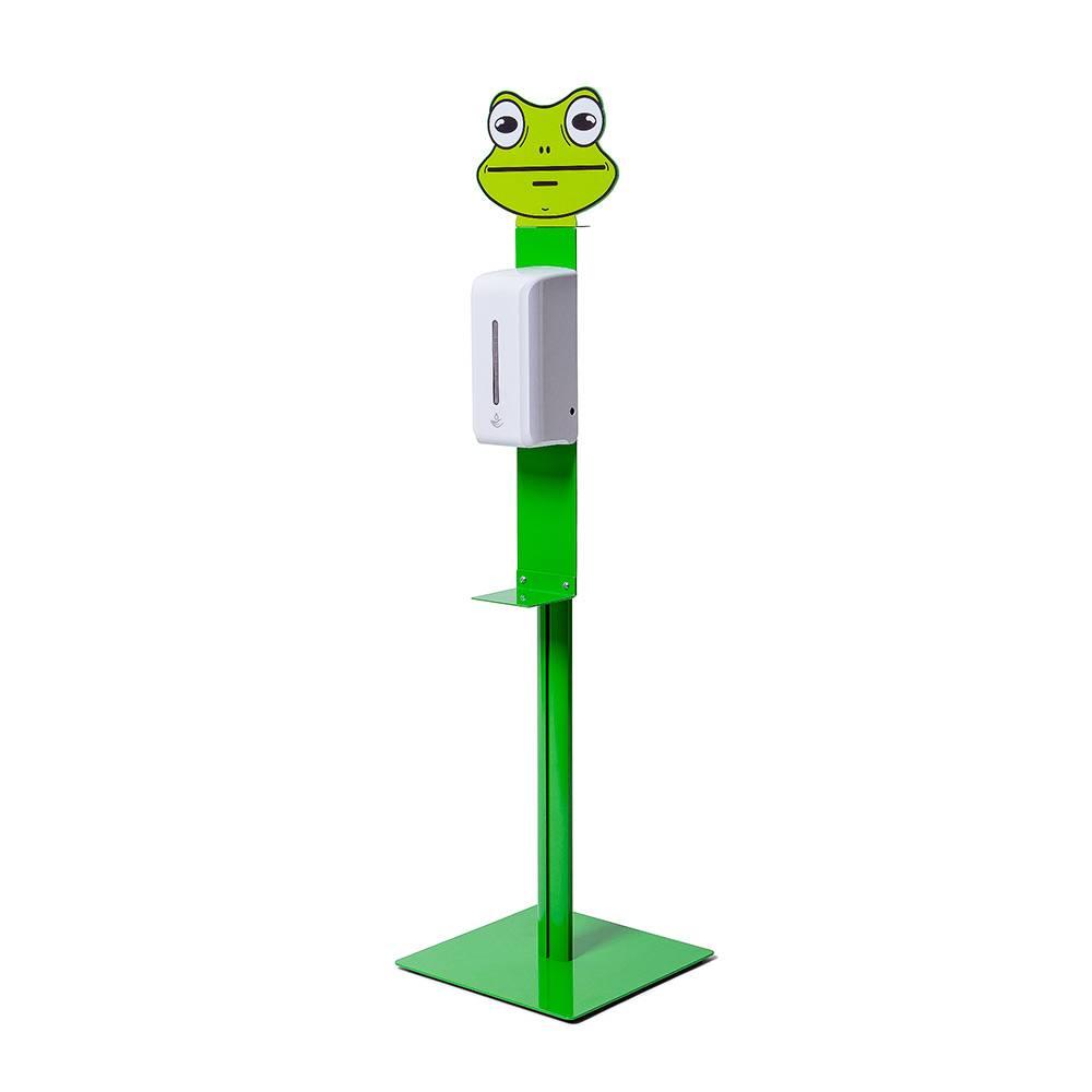 Desinfektionsständer KID Frosch.jpg