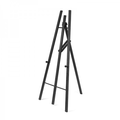 Holz-Staffelei Farbe: schwarz None - Holz-Staffelei-schwarz