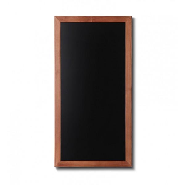 Holz-Wand-Kreidetafel-eckiges-Profil-560x1000-hellbraun