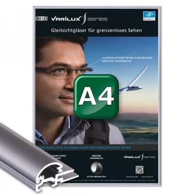 Klapprahmen Standard Einlegeformat: DIN A4 (210x297 mm) DIN A4 (210x297 mm) - Klapprahmen A4 15mm Gehrung