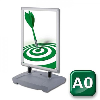 Kundenstopper Swing-Master PREMIUM Einlegeformat: DIN A0 (841x1.189 mm) DIN A0 (841x1189 mm) - Kundenstopper-Swing-Master-DIN-A0-Standard