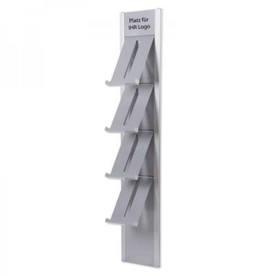 Prospektständer DESIGN Wandmodell None - prospektst nder design wandmontage 1