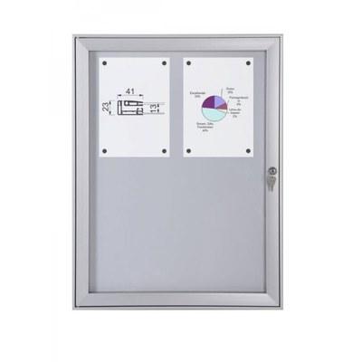 Schaukasten FLAT BT23 Indoor Outdoor 2x2