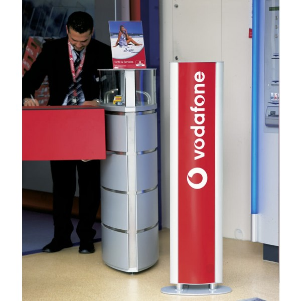 Shop-Displays-Leuchts ule-Waylight-Vodafone