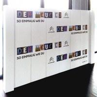 Sonderdisplay aus Pappe in verschiedenen Formaten und Ausführungen (Abbildung beispielhaft) - citroen pappaufsteller bild1 1
