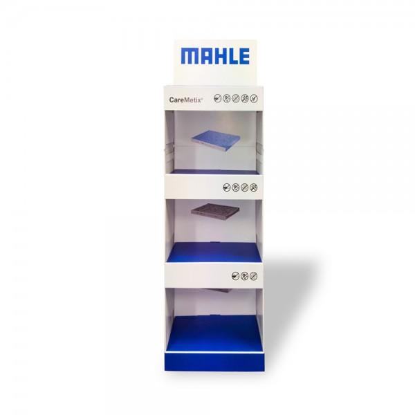 mahle caremetrix display front