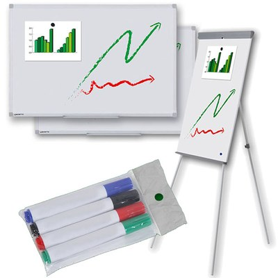 Whiteboards / Flipcharts