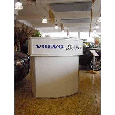 Druckset ALLEGRO®-Rondotheke Baraufsatz Digitaldrucke komplett für Rondotheke None - Rondotheke-Volvo 1
